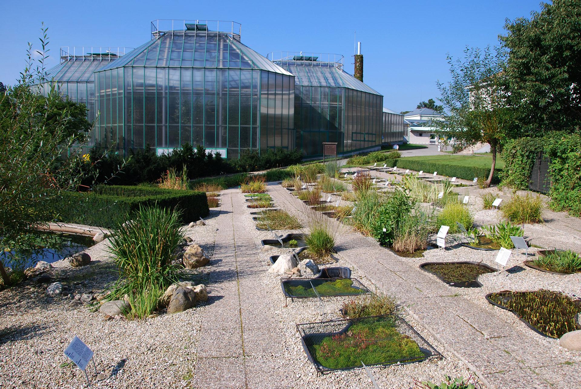 Botanická zahrada slaví 120. výročí