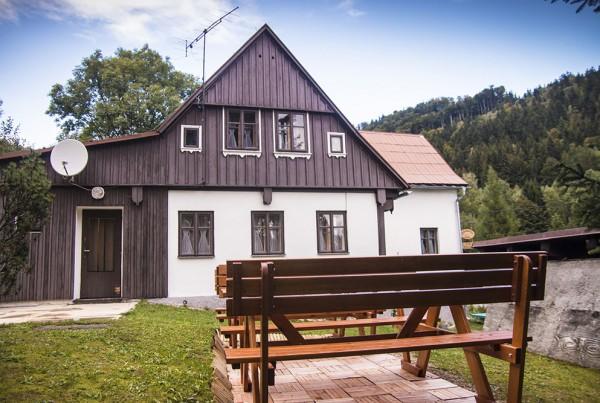 Levná dovolená v Jizerských horách v České republice